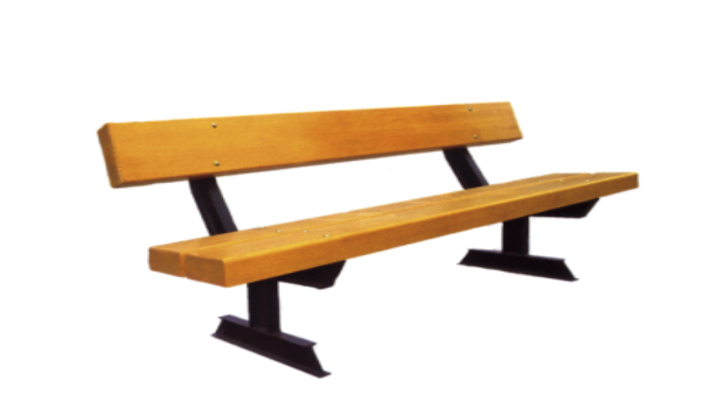 Bench in ductile iron