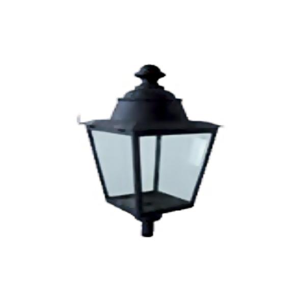 Luminarias en fundición de aluminio