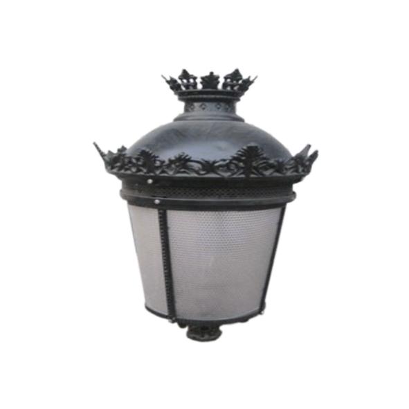Luminaria en fundición de aluminio