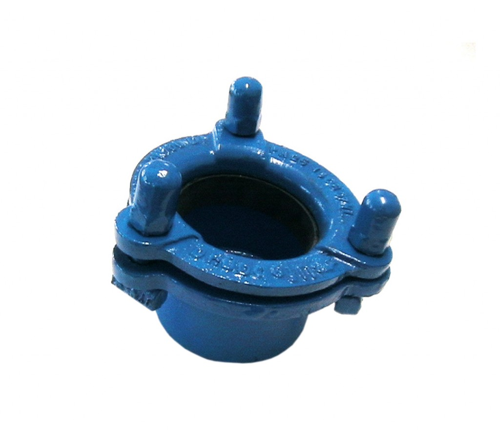 Cap made of ductile iron