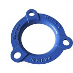 Gland made in ductile iron